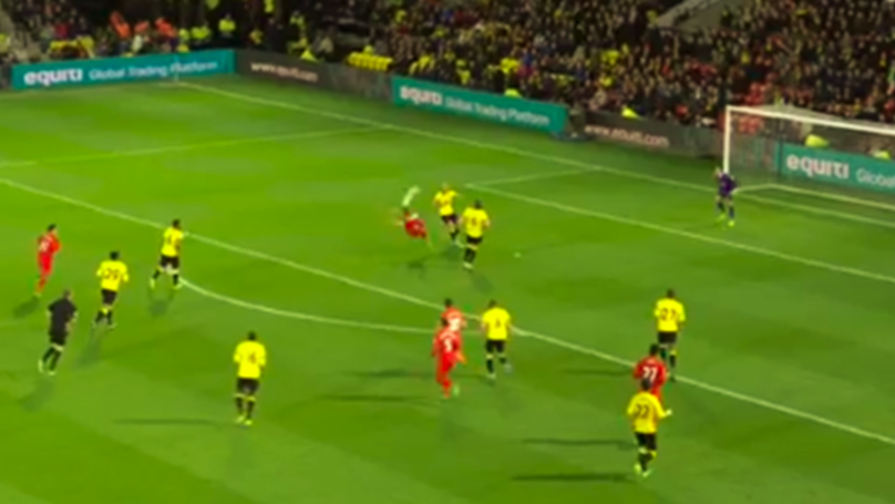 WATCH: Emre Can's Overhead Kick Is Even More Spectacular Than His Hair