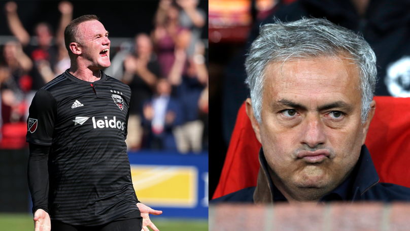 Wayne Rooney's Odds Of Returning To The Premier League Slashed By Bookies