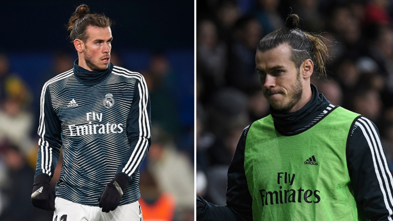Over Half Of Real Madrid Fans Want Gareth Bale To Be Benched