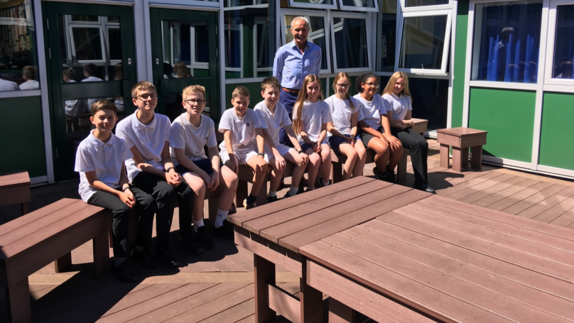 School Ditches Uniforms During Heatwave