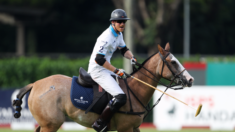 Aussie Polo Player Once Told Prince Harry To 'F**k Off' But Says Will Is 'Perfect Bloke'