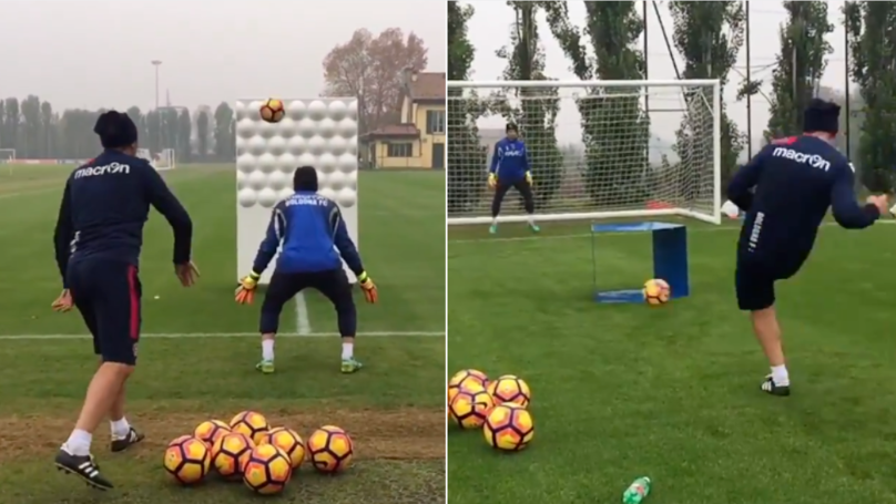Bologna's Creative Goalkeeper Training Drills Are The Future