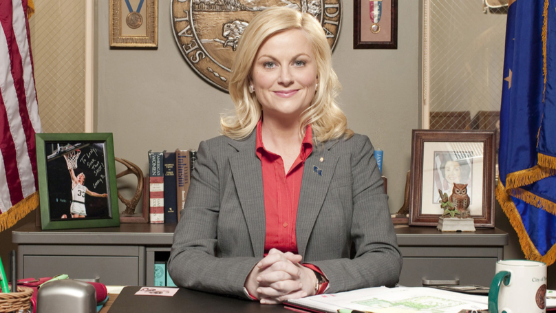 ​Amy Poehler Says She'd Be Up For 'Parks And Recreation' Reunion