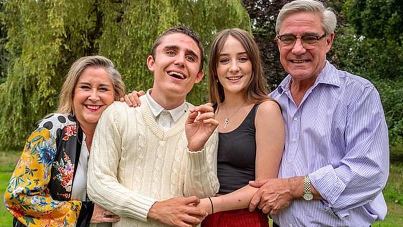 Documentary Follows Gogglebox Couple's Battle To Treat Chronically Ill Son With Cannabis