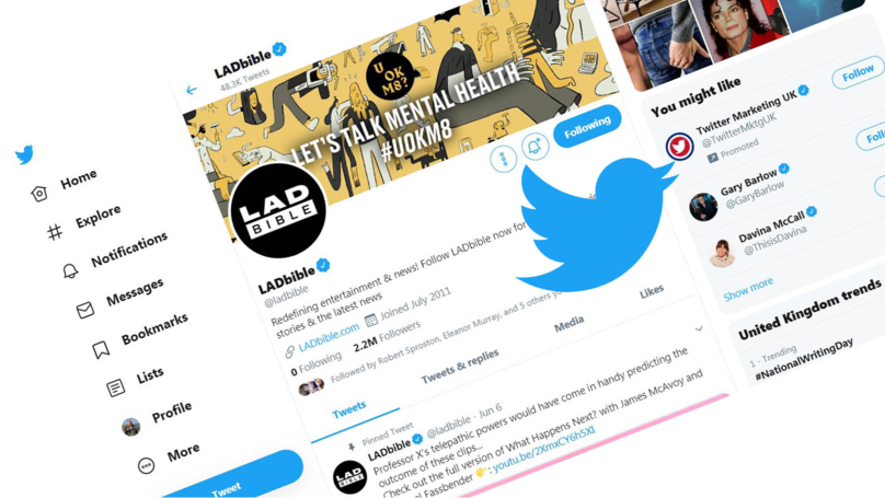 Twitter Previews New Layout To Selected Users