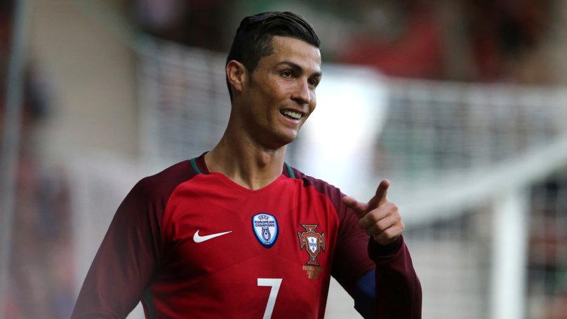 Cristiano Ronaldo Shares Cheeky Nudes On Social Media