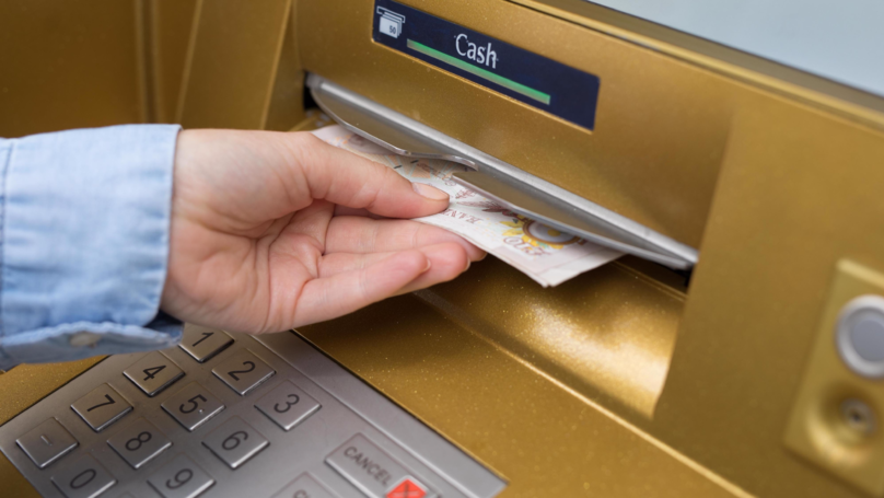 Cash Machines To Be Fitted With Traceable Gel Spray As Theft Deterrent