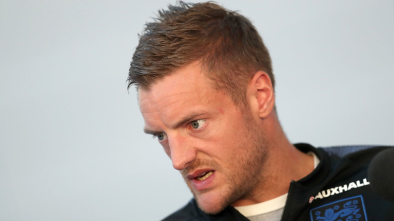 There's A Simple Explanation Why Jamie Vardy Didn't Take A Penalty