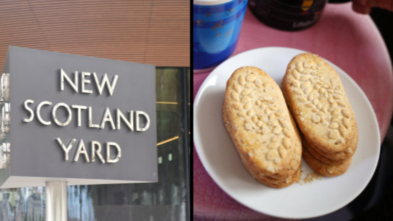 Police Officer Placed On Restricted Duties For A Year For 'Stealing Colleague's Biscuits'