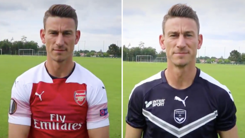 Laurent Koscielny's Bordeaux Announcement Video Branded 'Disrespectful'