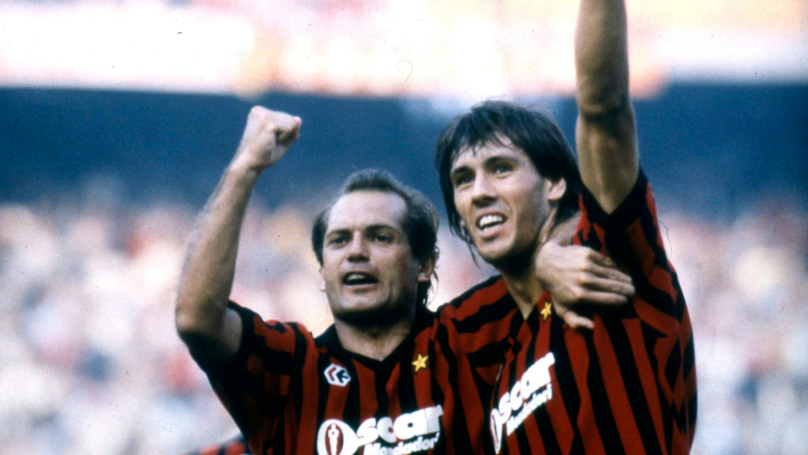 AC Milan Paid a Particularly Poignant Tribute to Ray Wilkins Today