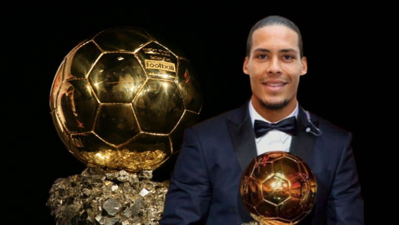 Virgil Van Dijk Is Now Odds-On Favourite To Win The 2019 Ballon d'Or