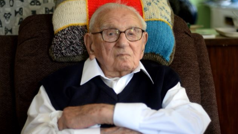 Sir Nicholas Winton Is Known As The British Schindler After He Saved 669 Jewish Children's Lives