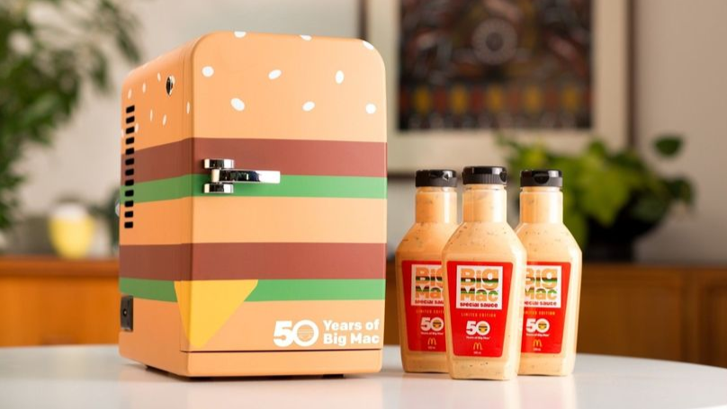 Stop Everything, You Can Buy Maccies Big Mac Sauce In Bottles