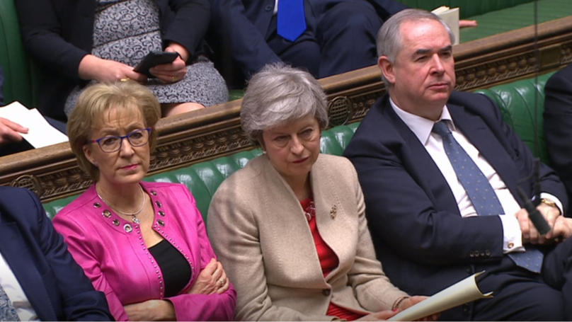 Theresa May Suffers Another Parliament Defeat Over Her Brexit Withdrawal Agreement
