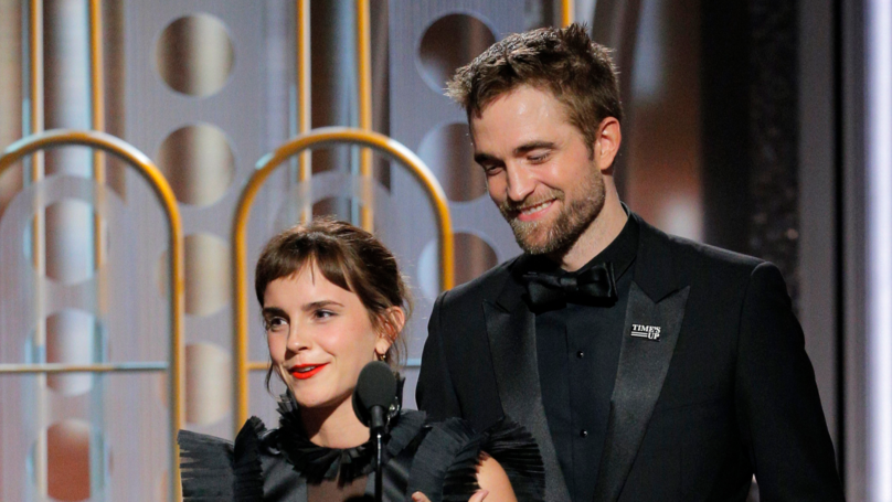 Harry Potter's Hermione Granger And Cedric Diggory Were Briefly Reunited At The Golden Globes