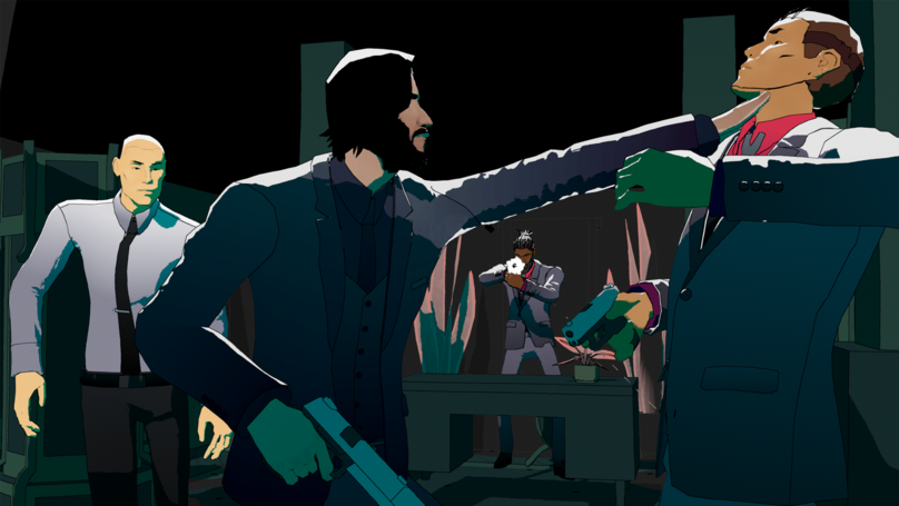 ​'John Wick Hex' Is A Turn-Based Reimagining Of The Action Films
