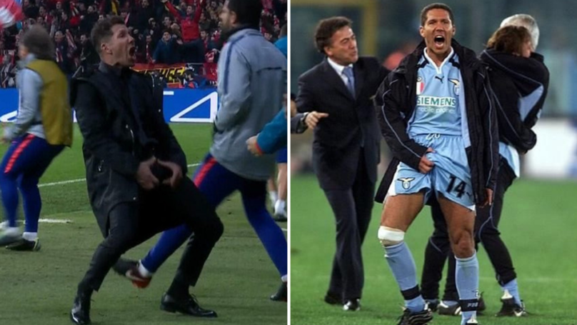 Diego Simeone Gives A Brilliant Response For The Meaning Behind His 'Cojones' Celebration