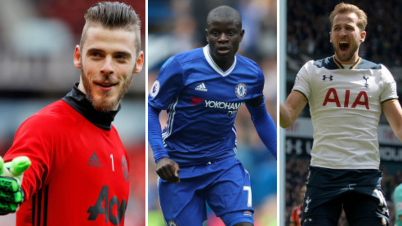BREAKING: The PFA Premier League Team Of The Year Announced