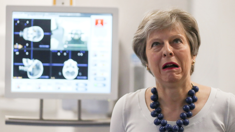67-Year-Old Man Shocked After Receiving An Offensive Letter From Theresa May