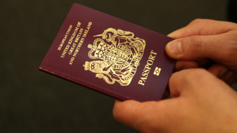 The Cost Of A UK Passport Is Set To Rise This Year