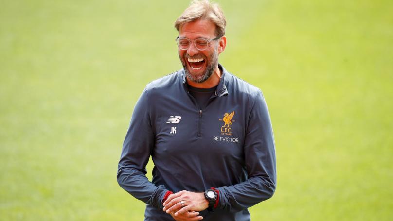 Jurgen Klopp Says Surprise Liverpool Player Is Club's 'Best Shooter'