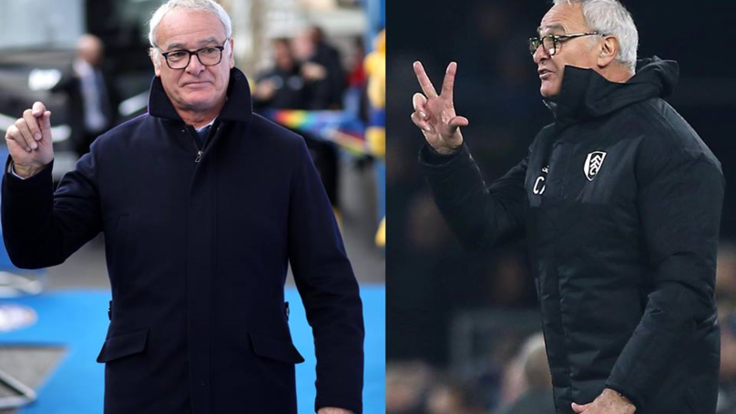 Ranieri: 'It's Close To My House… Why Not?'