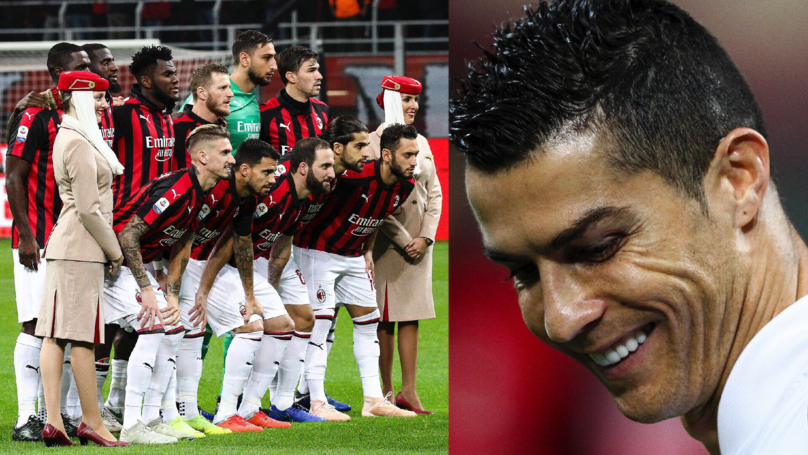 Serie A Star Reveals He Was Too Embarrassed To Talk To Ronaldo