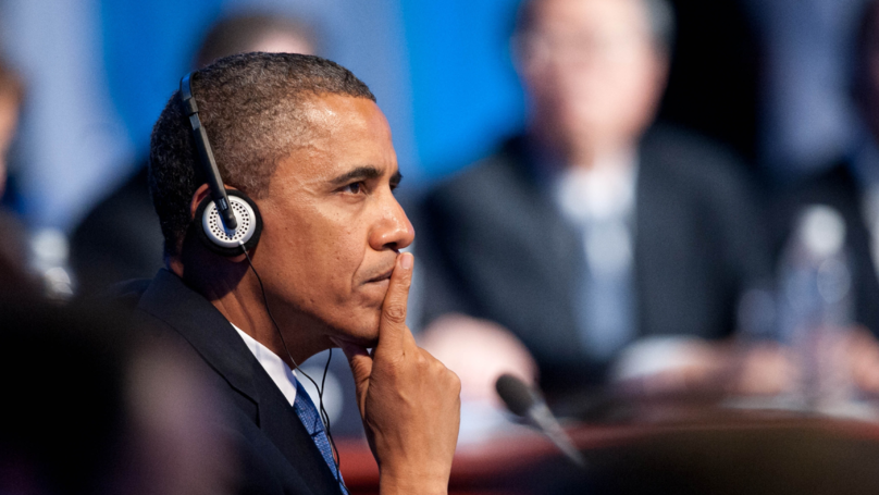 Barack Obama Reveals The Music He Was Jamming To In 2017