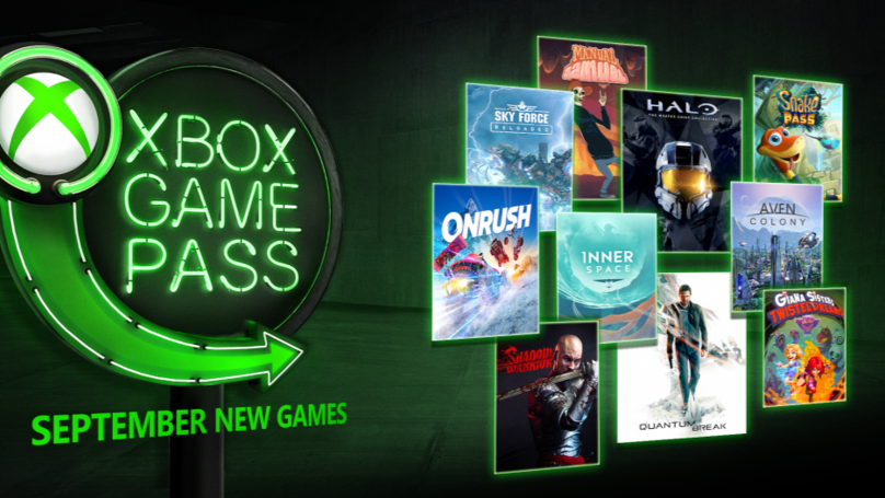 Microsoft Has Revealed A Huge Xbox Game Pass Lineup For September