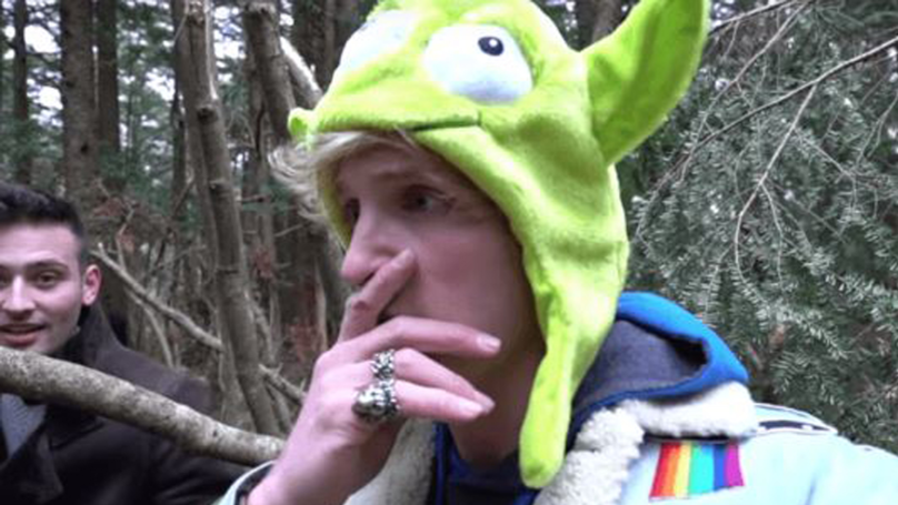 ​Logan Paul To Release Documentary About His Suicide Forest Video Scandal