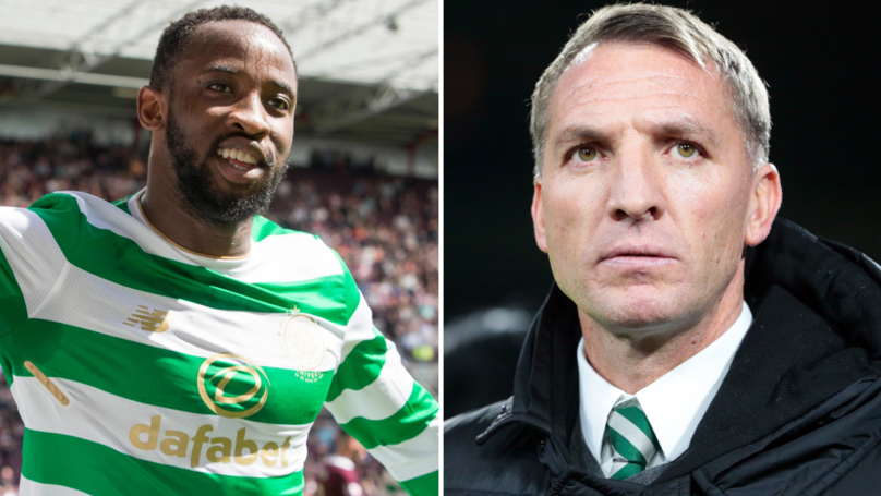 Moussa Dembele Has An 'Interesting' Reaction To Leicester Appointing Brendan Rodgers