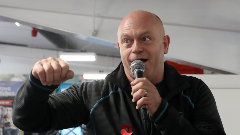 Ross Kemp Had To Wear 'Same Body Armour He Wore In Syria' While In Birmingham