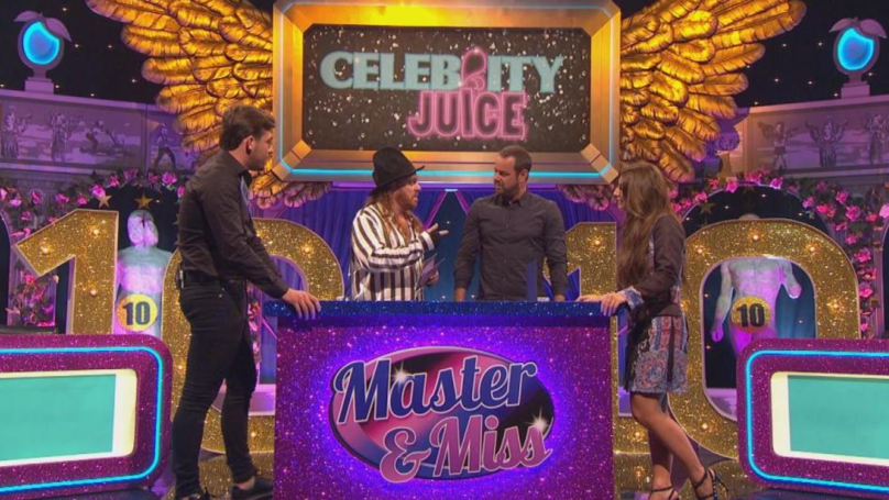 Danny Dyer Joined Jack and Dani On Celebrity Juice And It Was Horrifically Awkward