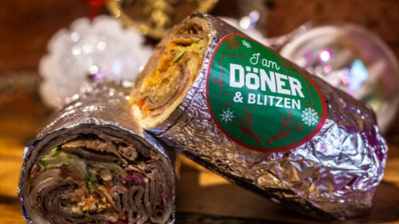 Who Fancies A Festive Reindeer Meat Doner Kebab?