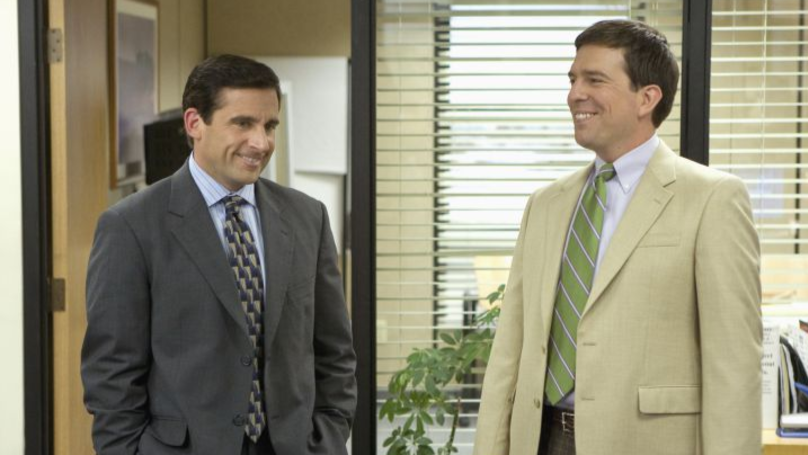 Ed Helms Reveals Difficulties Of Starring Opposite Steve Carell In The Office