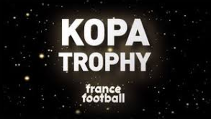 Kylian Mbappe Wins The Inaugural Kopa Trophy Award