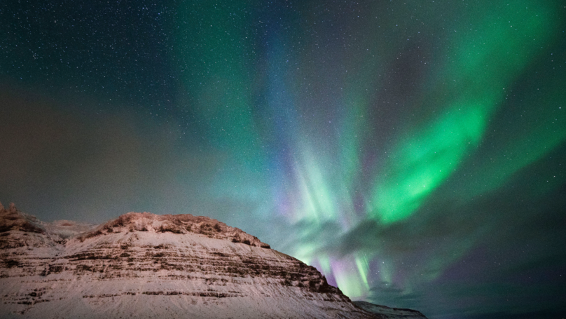 Here's What Flat Earthers Think Actually Causes The Northern Lights