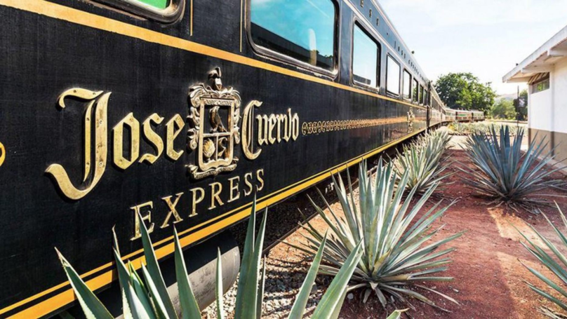 This All-You-Can-Drink Tequila Train Travels Through Mexico And Costs A LOT Less Than You'd Think