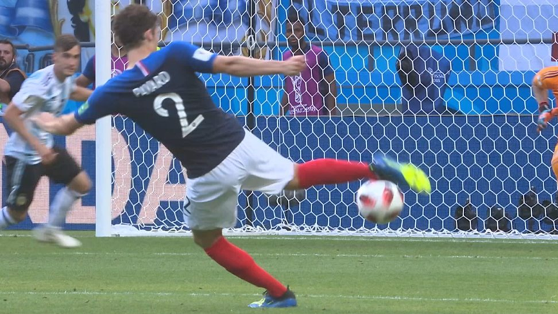 There's A Website Dedicated To Benjamin Pavard's Worldie At The World Cup