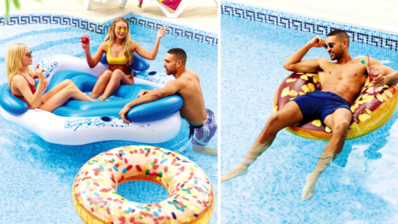 Aldi's Inflatable Range Will Keep You Afloat All Summer Long
