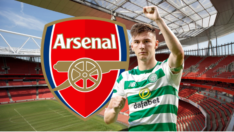Kieran Tierney Set To Join Arsenal After Premier League Club Agree Fee With Celtic