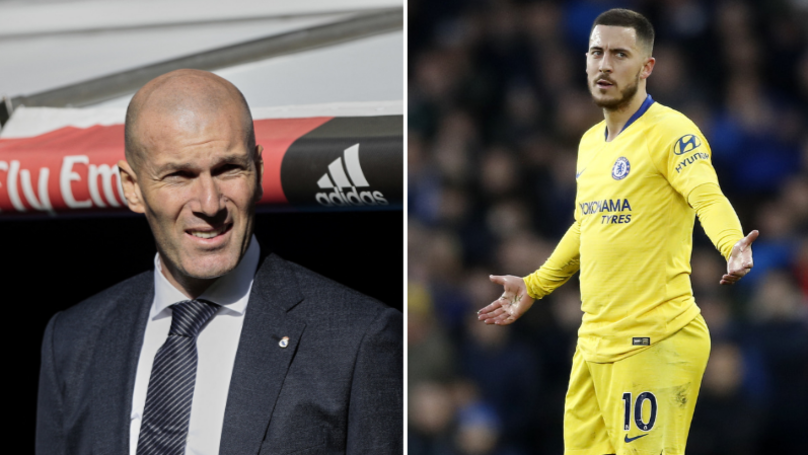 Real Madrid Eye Surprise Alternative To Eden Hazard