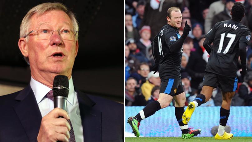 Wayne Rooney Reveals Sir Alex Ferguson's Genius Man Management Methods