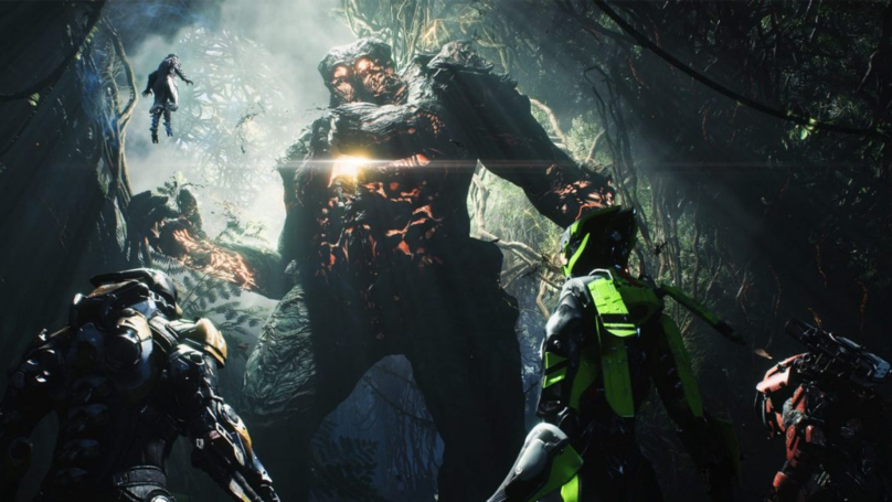 BioWare Explains Why The 'Anthem' VIP Demo Was So 'Rocky'
