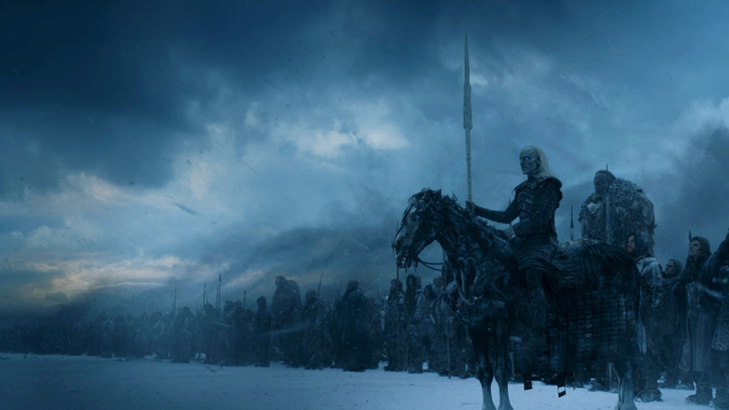 George RR Martin Says A New Game Of Thrones Trailer Is On The Way Soon