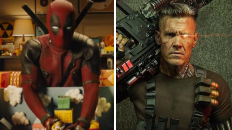 WATCH: New Deadpool 2 Trailer Teases Explosive Cable Showdown