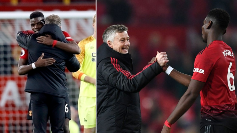 Paul Pogba Has Been Involved In Five Goals From Two Games Under Solskjaer