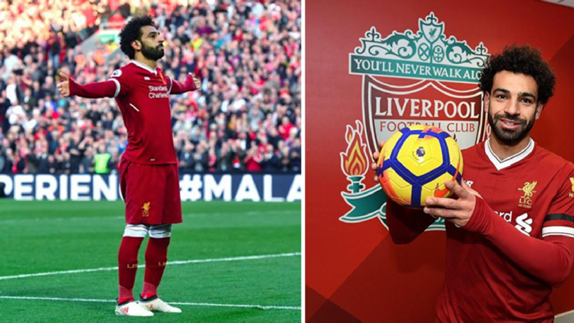 Mohamed Salah Wins Premier League Golden Boot