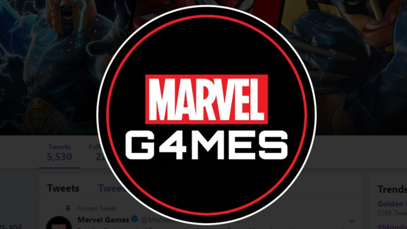 ​Marvel Games Logo Teases The Number '4': What Could It Mean?